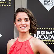 NLD/Amsterdam/20150604 - Premiere In de Ban van Broadway, Rosa da Silva