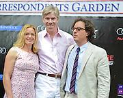 Elizabeth Shue, David Gregory and Davis Guggenhiem