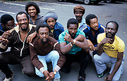 Toots Hibbert - Toots and the Maytals Europe tour UK session 1981