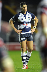 Bristol Rugby's Ben Mosses - Photo mandatory by-line: Dougie Allward/JMP - Mobile: 07966 386802 - 07/11/2014 - SPORT - Basketball - Bristol - Ashton Gate - Bristol Rugby v Doncaster Knights - Greene King IPA Championship