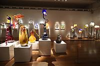 Dale Chihuly The Shirley Sherwood Gallery of Botanical Art, Kew Gardens, London, UK, 09 June 2019, Photo by Richard Goldschmidt