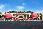 Angel Stadium of Anaheim Home Plate Entrance