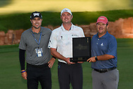 Jason Kokrak (USA) after winning the 2020 CJ Cup at Shadow Creek Golf Club, Las Vegas, Nevada (USA) 10/18/2020.<br /> Picture: Golffile | Ken Murray<br /> <br /> <br /> All photo usage must carry mandatory copyright credit (© Golffile | Ken Murray)