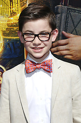 'The House With A Clock In Its Walls' Premiere. 16 Sep 2018 Pictured: Owen Vaccaro. Photo credit: Lumeimages / MEGA TheMegaAgency.com +1 888 505 6342