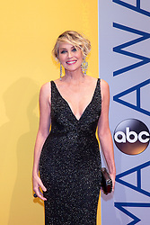 November 2, 2016 - Nashville, Tennessee, USA - Sharon Stone on the red carpet at the 50th Annual CMA Awards that took place at the Bridgestone Arena in downtown Nashville, Tennessee. (Credit Image: © Jason Walle via ZUMA Wire)