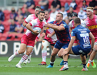 Rugby Union - 2020 / 2021 Gallagher Premiership - Semi-Final - Bristol Bears vs Harlequins - Ashton Gate<br /> <br /> Danny Care of Harlequins<br /> <br /> Credit : COLORSPORT/Andrew Cowie