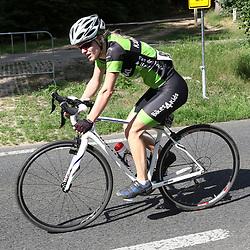 18-06-2017: Wielrennen: NK Paracycling: Montferlands-Heerenberg (NED) wielrennen  <br />Caroline Groot (Groningen)