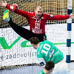 20201201: SLO, Handball - EHF European League, RK Trimo Trebnje vs HC Eurofarm Pelister