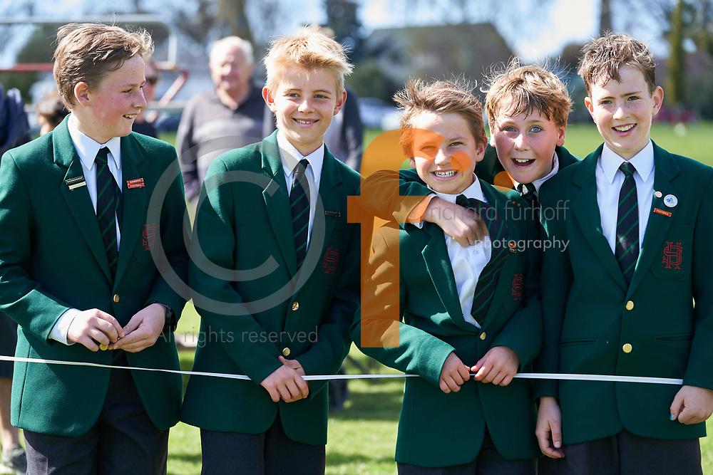 Hereworth School Sandy Lane Cross Country Races
