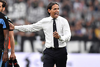 Simone Inzaghi Lazio <br /> Torino 25-08-2018 Allianz Stadium Football Calcio Serie A 2018/2019 Juventus - Lazio Foto Andrea Staccioli / Insidefoto
