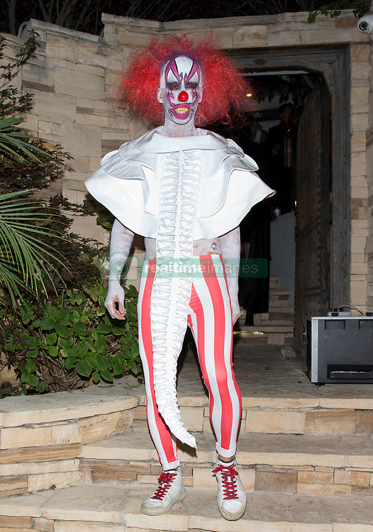 Jared Eng the owner of the famous celebrity website 'Just Jared' was seen throwing a Halloween Party in Beverly Hills, CA. 27 Oct 2017 Pictured: Jared Eng. Photo credit: MEGA TheMegaAgency.com +1 888 505 6342