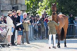 Harwood Louise, (GBR), Whitson<br /> CCI4* - Mitsubishi Motors Badminton Horse Trials 2016<br /> © Hippo Foto - Jon Stroud<br /> 06/05/16