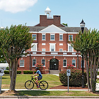 06/20/19 -<br /> <br /> Pender County Courthouse in downtown Burgaw, NC.<br /> <br /> Photo by Michael Cline Spencer