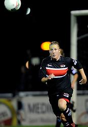 12-11-2009 VOETBAL: FC UTRECHT -AZ VROUWEN: UTRECHT<br /> Utrecht verliest met 1-0 van AZ / Linda Bos<br /> ©2009-WWW.FOTOHOOGENDOORN.NL