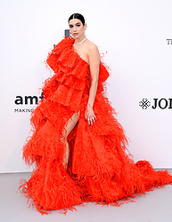 Dua Lipa attending the 26th amfAR Gala held at Hotel du Cap-Eden-Roc during the 72nd Cannes Film Festival. Picture credit should read: Doug Peters/EMPICS
