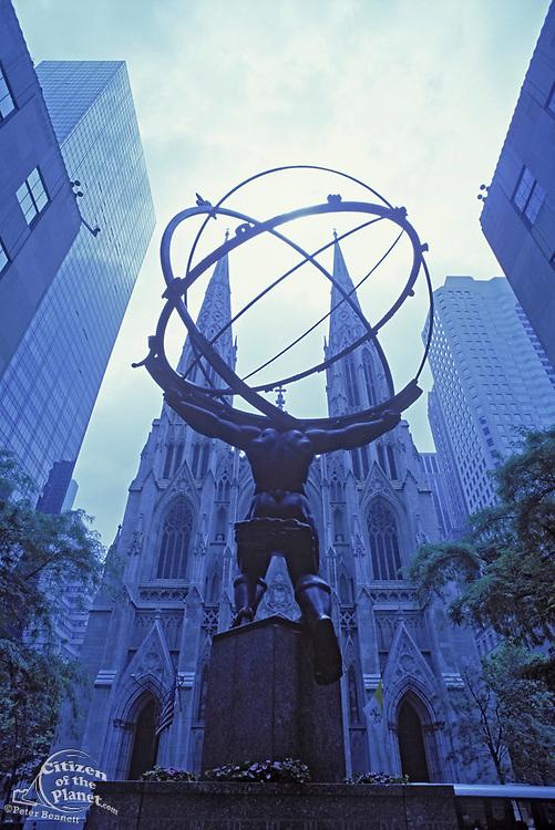 Saint Patrick's Cathedral, Manhattan, New York