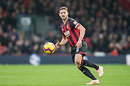 Simon Francis (Capt) (Bournemouth) during the Premier League match between Bournemouth and Arsenal at the Vitality Stadium, Bournemouth, England on 25 November 2018.