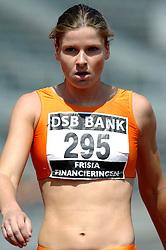 08-07-2006 ATLETIEK: NK BAAN: AMSTERDAM<br /> 400 meter - Judith Baarssen               <br /> ©2006-WWW.FOTOHOOGENDOORN.NL