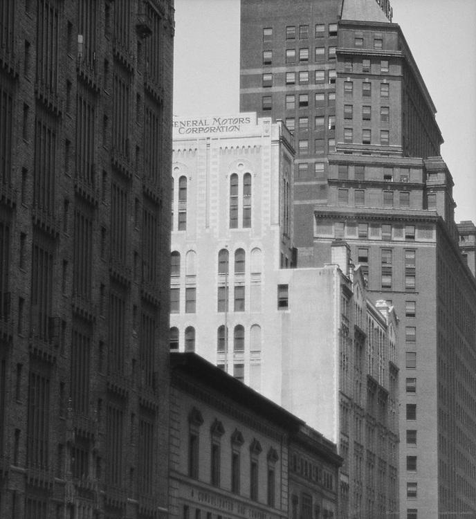 Buildings, Chicago, Illinois, USA, 1926