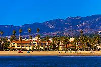 Santa Barbara, California USA.