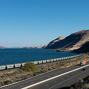 Highway 84. Oregon. Near Philippi Canyon.