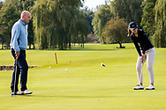09-10-2016 Foto's van de finale van het Familietoernooi 2016, gehouden op Golfclub Amelisweerd in Utrecht.