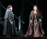 Miami ,Florida -- April 28th, 2005 -- Dress Rehersal of the Florida Grand Opera production of Guisseppi Verdi's The Masked Ball April 28, 2005. (El Nuevo Herald /G. De Cardenas)