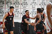 High School Basketball-Corona Centennial at Harvard-Westlake-Mar 4, 2020