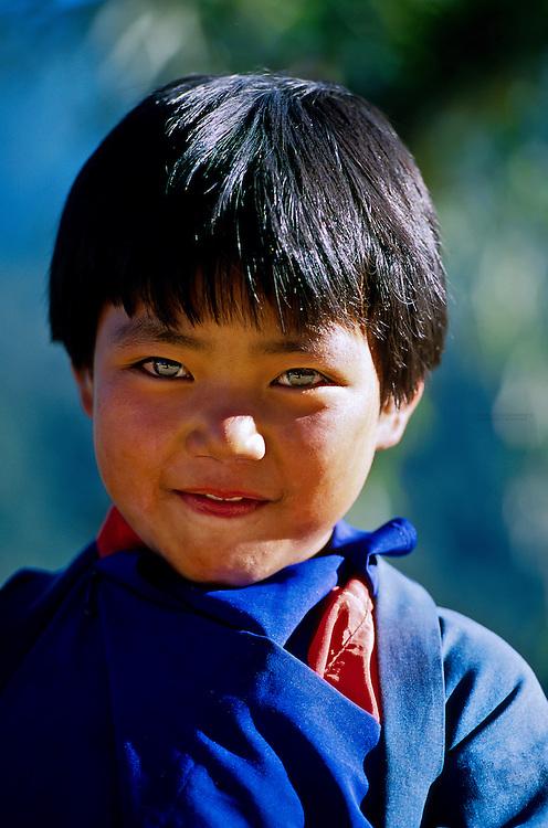 Lumitsawa, Punakha Valley, Bhutan