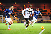 Matthew Kennedy of Port Vale during the Sky Bet League 1 match between Port Vale and Southend United at Vale Park, Burslem, England on 26 February 2016. Photo by Mike Sheridan.