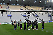 England Stadium Visit 300315