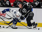 Hockey: 2017-2018 Preseason game Los Angeles Kings vs Vancouver Canucks