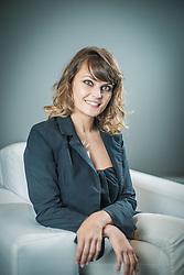 A cientista política guatelmateca, Glória Alvarez. FOTO: Jefferson Bernardes/ Agência Preview