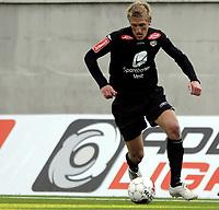 Fotball<br /> 26. April 2009<br /> Adeccoligaen<br /> Varden Amfi<br /> LøvHam - Sogndal 3 - 1<br /> Per Egil Flo , Sogndal<br /> Foto : Astrid M. Nordhaug