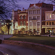 Bendigo Pall Mall & Aqueduct Sunrise
