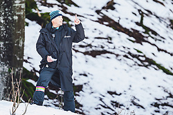 31.01.2020, Kandahar, Garmisch, GER, FIS Weltcup Ski Alpin, Abfahrt, Herren, 2. Training, im Bild Markus Waldner (FIS Chef Renndirektor Weltcup Ski Alpin Herren) // Markus Waldner Chief Race Director World Cup Ski Alpin Men of FIS in action during his 2nd trainings run of men's Downhill of FIS ski alpine world cup at the Kandahar in Garmisch, Germany on 2020/01/31. EXPA Pictures © 2020, PhotoCredit: EXPA/ Johann Groder