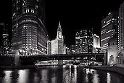 Nightime Chicago