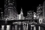 Nightime Chicago