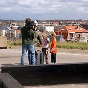 NLD/Noordwijk/20060829 - Nederlands Elftal komt bijeen voor de wedstrijd tegen Luxemburg, Denny Landzaat
