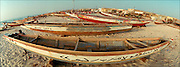 Dakar Fishing Beach - Senegal panarama