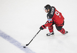 Matt Duchene of Canada during the 2017 IIHF Men's World Championship group B Ice hockey match between National Teams of Canada and Switzerland, on May 13, 2017 in AccorHotels Arena in Paris, France. Photo by Vid Ponikvar / Sportida