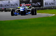 2012 British F3 International Series.Donington Park, Leicestershire, UK.27th - 30th September 2012.Jack Harvey, Carlin..World Copyright: Jamey Price/LAT Photographic.ref: Digital Image Donington_F3-18264