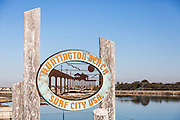 Huntington Beach Surf City USA