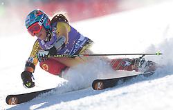 22.10.2011, Rettenbachferner, Soelden, AUT, FIS World Cup Ski Alpin, Damen, Riesenslalom, im Bild Marie-Pier Prefontaine (CAN) // during Ladies ginat Slalom at FIS Worldcup Ski Alpin at the Rettenbachferner in Solden on 22/10/2011. EXPA Pictures © 2011, PhotoCredit: EXPA/ Johann Groder