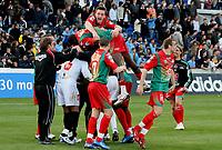 Fotball<br /> Frankrike<br /> Foto: Dppi/Digitalsport<br /> NORWAY ONLY<br /> <br /> FOOTBALL - FRENCH CUP 2007/2008 - 1/4 FINAL - GIRONDINS BORDEAUX v CS SEDAN - 16/04/2008 - JOY SEDAN