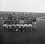 All Ireland Junior Football Final, Kerry v Wicklow.  Wicklow Team..14.09.1969..