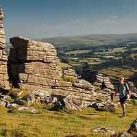 June 2018 - Two Moors Way - The Big Walk for Walk Magazine - Dartmoor and Exmoor and in between with writer Mark Rowe