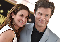 Jason Bateman honored with star on the Hollywood Walk of Fame. Hollywood, California. 26 Jul 2017 Pictured: Jason Bateman,Amanda Anka. Photo credit: AXELLE/BAUER-GRIFFIN / MEGA TheMegaAgency.com +1 888 505 6342