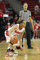 07 December 2012:  Chloe Nelson during an NCAA women's basketball game between the Northwestern Wildcats and the Illinois Sate Redbirds at Redbird Arena in Normal IL