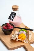 Room Service Menu Food Photography
